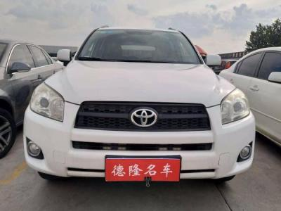 丰田 RAV4  2.0 豪华版图片