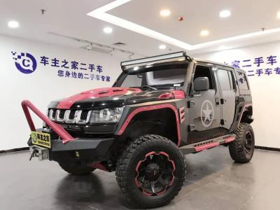 北京 BJ40  2017款 40L 2.3T 自动四驱环塔冠军版