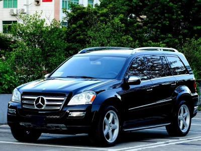 2013年1月 奔驰 奔驰GL级(进口) GL 550 美规版图片