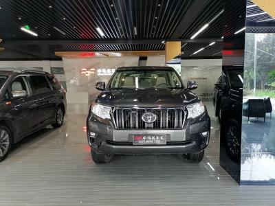 杭州豐田霸道4000普拉多平行進口車4.0L V6中東迪拜版GXR高配價格普拉多2700高丐