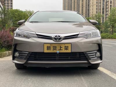 2019年1月 丰田 卡罗拉 改款 1.2T S-CVT GLX-i图片