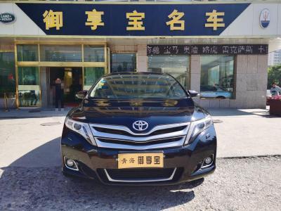 2014年3月 丰田 威飒(进口) 2.7L 四驱豪华版图片