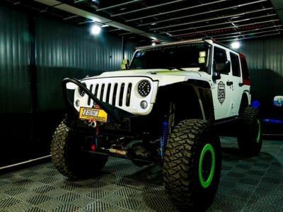 Jeep 牧马人  2017款 3.6L Rubicon 四门舒享版