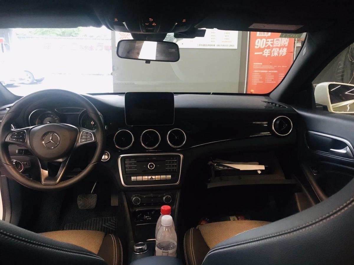 奔驰 奔驰CLA级  2017款 CLA 180图片