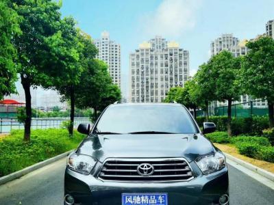 丰田 汉兰达  2011款 2.7L 两驱7座豪华版图片