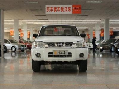 日产 D22皮卡 2.4 四驱汽油标准型图片