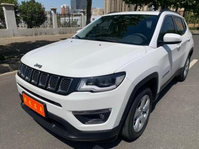 2017年9月 Jeep 指南者 200T 自动家享版图片