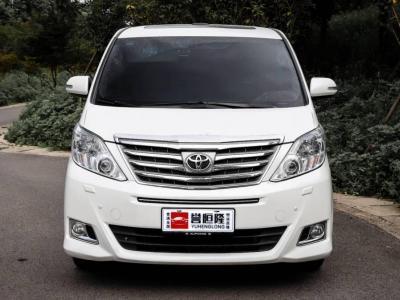 2013年7月 丰田 埃尔法  3.5L 豪华版图片