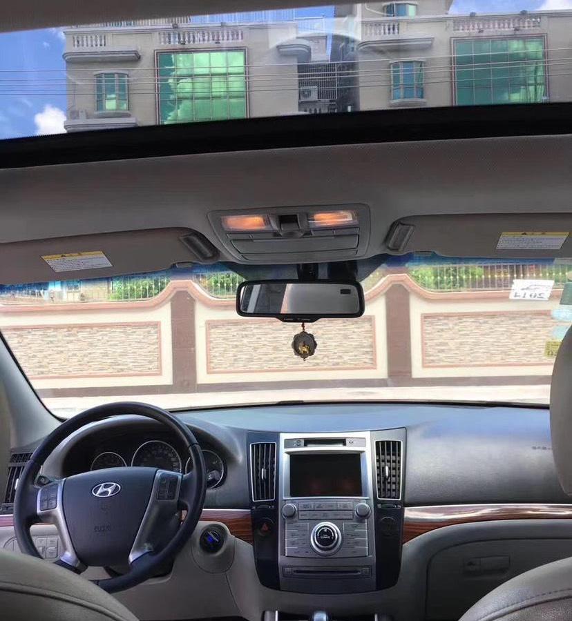 现代 维拉克斯  2007款 3.8L 豪华导航版图片
