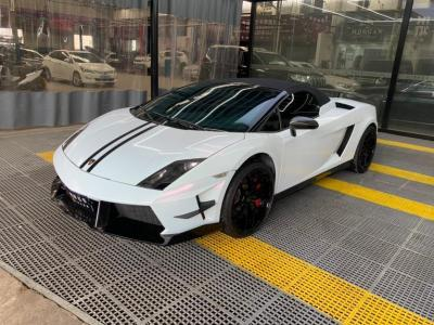 兰博基尼 Gallardo  2011款 LP 570-4 Superleggera图片
