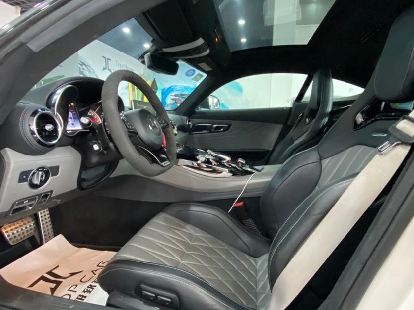 奔驰 奔驰AMG GT  2018款 AMG GT C 中国特别版图片