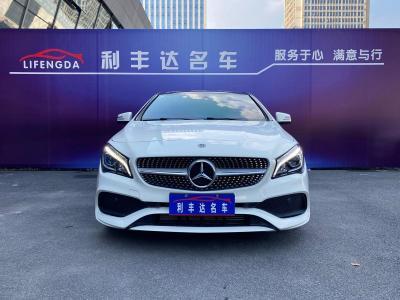 2017年7月 奔驰 奔驰CLA级(进口) 改款 CLA 200 时尚型图片