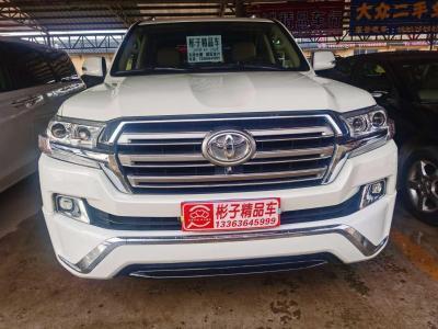 丰田 兰德酷路泽  2016款 4.0L 自动VX-R