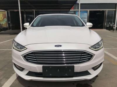 福特 蒙迪欧  2018款 EcoBoost 180 豪华型