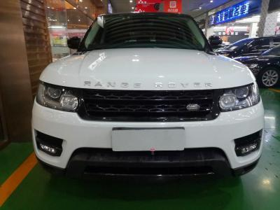 路虎 攬勝運動版  2015款 3.0 V6 SC HSE