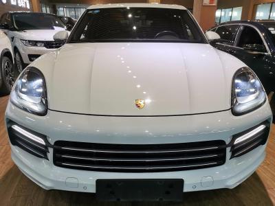 保時捷 Cayenne新能源  2019款 Cayenne E-Hybrid 2.0T