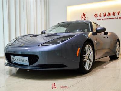 路特斯 Evora  2011款 3.5 V6 IPS