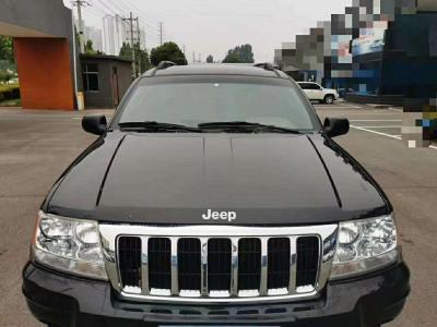 Jeep 大切诺基  2005款 4000 征程