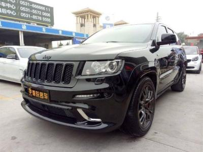 Jeep 大切诺基  6.4 SRT8炫黑版图片