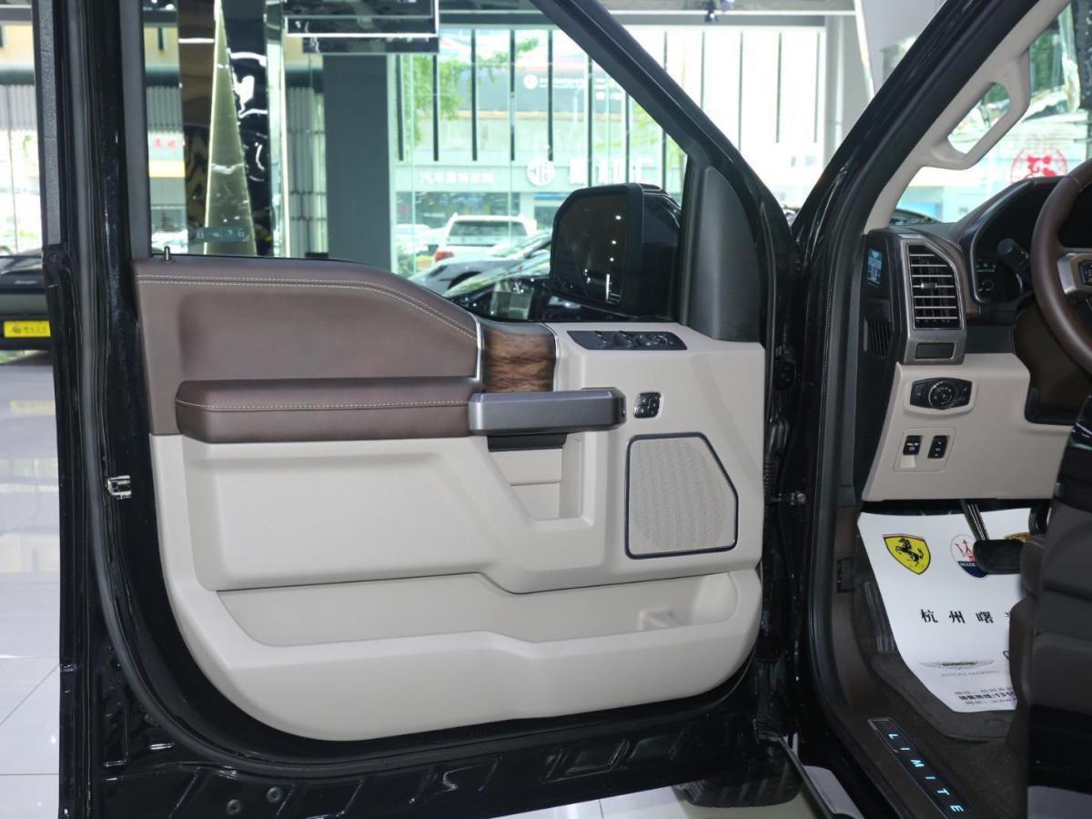 福特 F-150  2019款 3.5T LTD图片