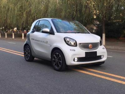 Smart Fortwo Cabrio 1.0 激情版图片