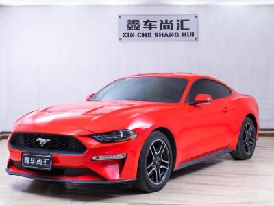 福特 Mustang 2.3t EcoBoost 性能加强版图片