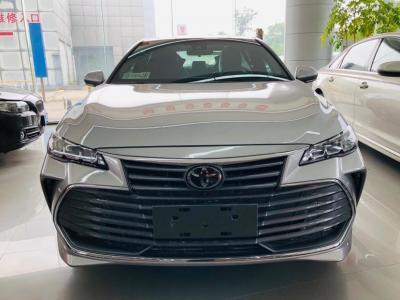 2020年4月 丰田 亚洲龙 2.0L 豪华版图片