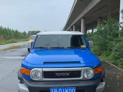 2008年8月 丰田 FJ 酷路泽  4.0L图片
