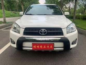 丰田 RAV4荣放  2011款 2.0L 自动经典版