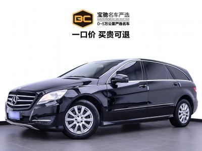2011年8月 奔驰 奔驰R级(进口) R 300 L 商务型图片