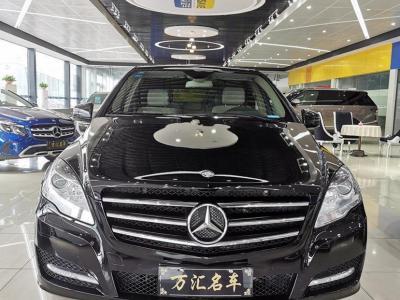 奔驰 奔驰R级(进口) R 320 4MATIC 豪华型臻藏版图片