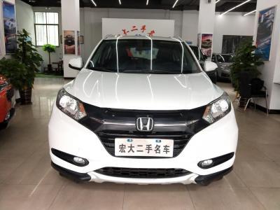 本田 缤智  2015款 1.5L CVT两驱舒适型