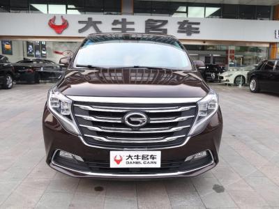 GM8图片 广汽传祺 320T 旗舰版