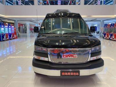 2011年1月 GMC SAVANA 6.0L 商务之星7座图片