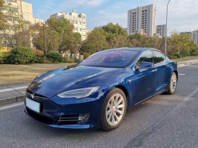 2018年2月 特斯拉 Model S Model S 75D 标准续航版图片