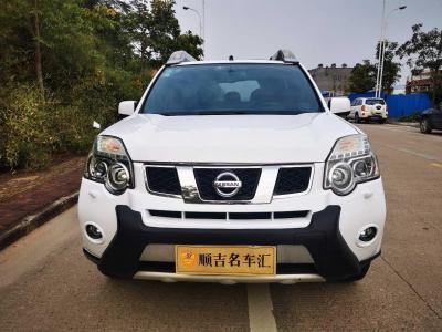 2012年6月 日产 奇骏  2.5L CVT尊享版 4WD图片