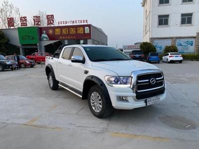 中兴 领主  2018款 2.5T柴油商务版两驱精英型大双SD4V25R-100图片