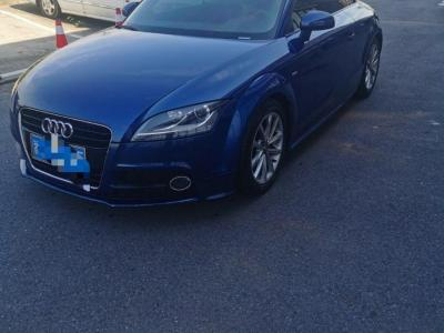 2013年10月 奥迪 奥迪TT(进口) TT Coupe 45 TFSI 彩色梦幻版图片