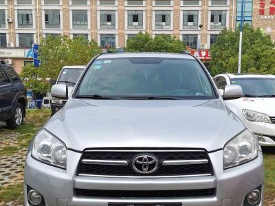 丰田 RAV4荣放  2011款 2.0L 自动豪华版