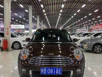 2012年12月 MINI CLUBMAN 1.6L ONE图片
