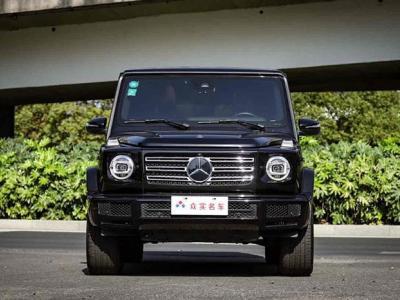 2019年5月 奔驰 奔驰G级(进口) G 500图片