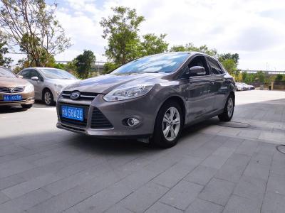 2014年5月 福特 福克斯 三厢 1.6L 自动舒适型图片