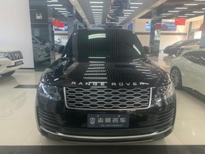 2018年4月 路虎 揽胜(进口) 3.0 V6 SC Vogue SE 创世加长版图片
