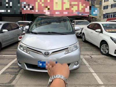 2012年6月 丰田 普瑞维亚  2.4L 7人座豪华版图片