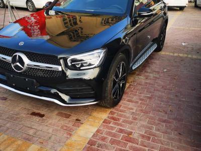 奔驰 奔驰GLC  2020款 GLC 300 L 4MATIC 动感型图片