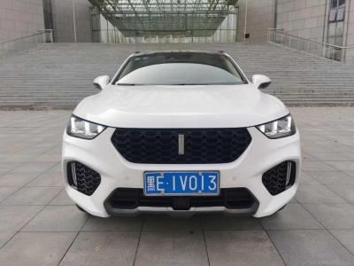 WEY VV5  2019款  升级款 2.0T 四驱旗舰型 国VI