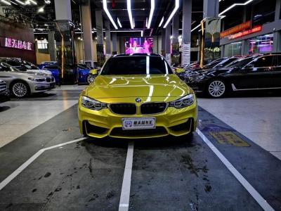宝马 宝马M3  2018款 M3四门轿车图片