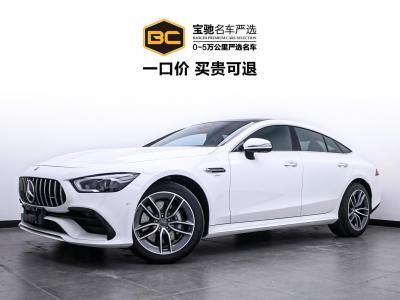 2020年8月 奔驰 奔驰AMG GT 奔驰 AMG GT 2020款 50 四门跑车图片