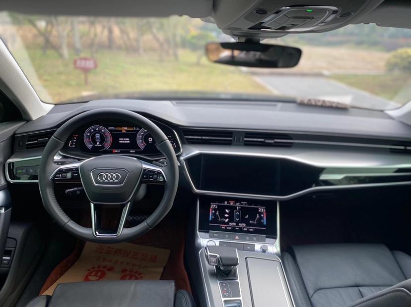 奥迪 奥迪A6L  2020款 40 TFSI 豪华动感型图片