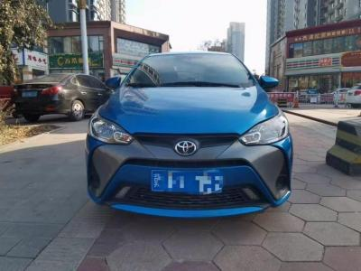 2017年5月 丰田 YARiS L 致炫 改款 1.5E CVT魅动版图片